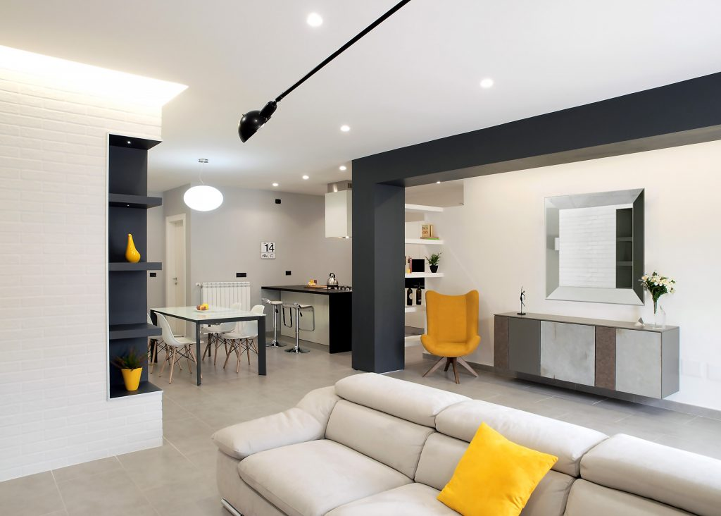 residential, house, interior