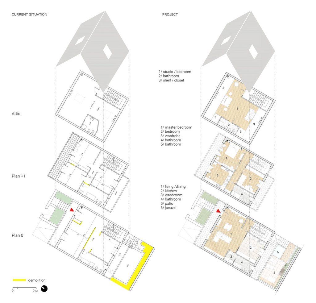 house-g-drawings